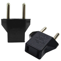 Stecker Adapter Universal-US Zu EU Europa Reise Tragbare Wand AC Power Ladegerät Outlet Adapter Konverter Elektrische Converter Werkzeuge
