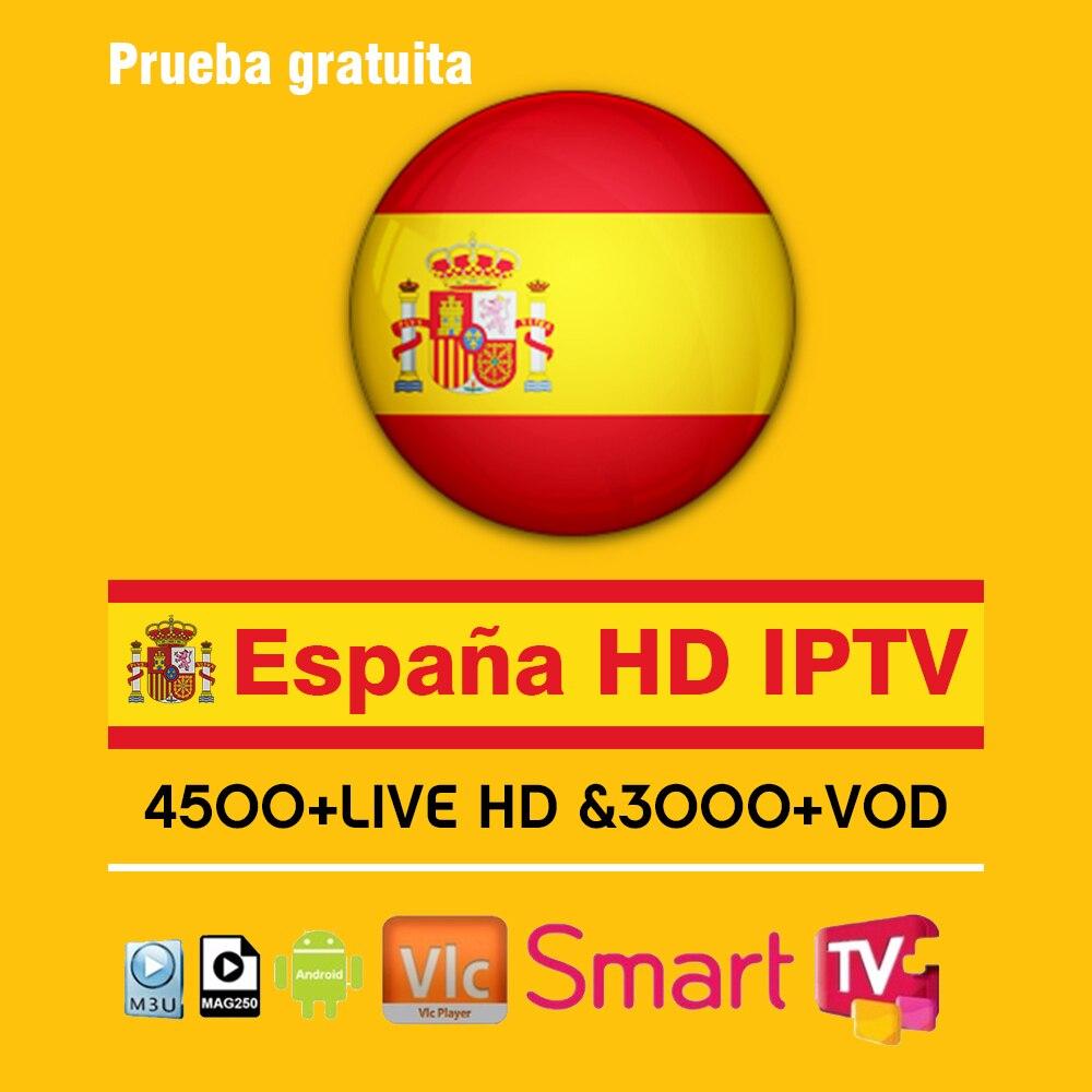 Spain IPTV Subscription Portugal France Sweden Nederland Poland Arabic Europe IPTV M3U Adult For Android TV Box Enigma2 Smart TV