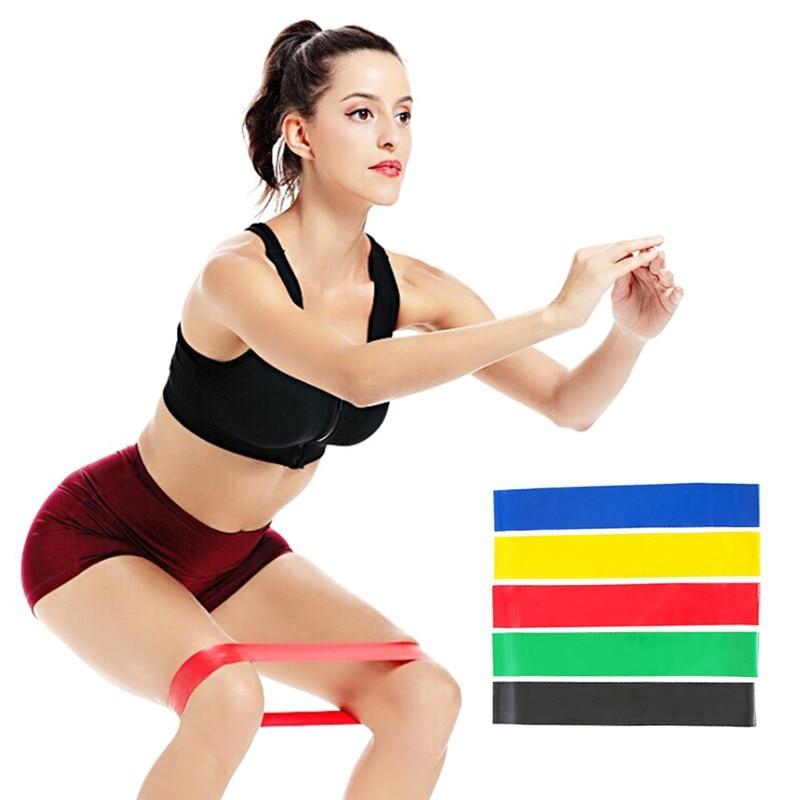 Resistance Bands Set Elastic Band For Fitness Rubber Bands Rubber Bands Sport Yoga Exercise Tension Belt