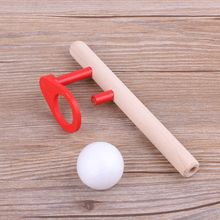 Whistle Puzzle-Toy Floating-Game Foam-Ball Air-Toys Blowing Educational Children L4MC