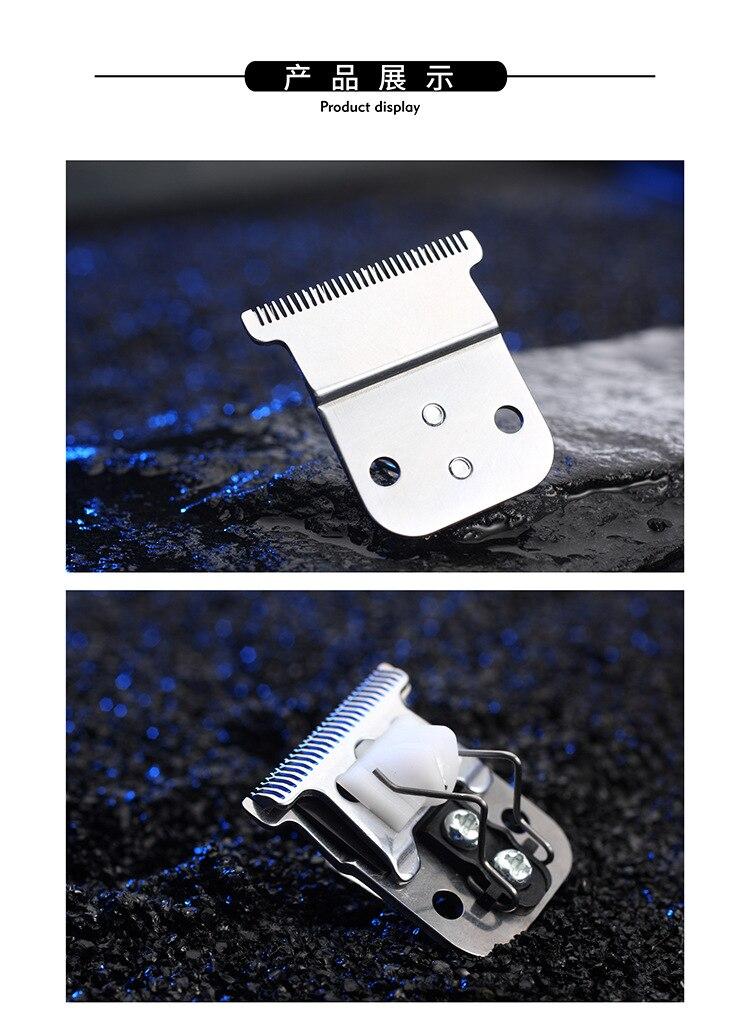 trimmer substituição lâmina barbeiro cabeça cortador de