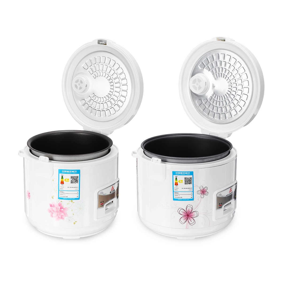 Warmtoo Listrik Non-Stick Dalam Rice Cooker 2L 3L Rumah Tangga Steamer Panci Alat Dapur Mudah Dibersihkan Tahan Lama