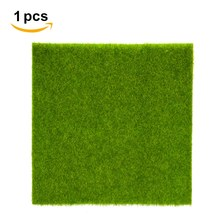 30x30cm Artificial Grass Green Plant Lawns Carpet Garden Wall Landscaping Green Lawn Non-Woven Fabric Backdrop Image Grass сноуборд terror snow grass green
