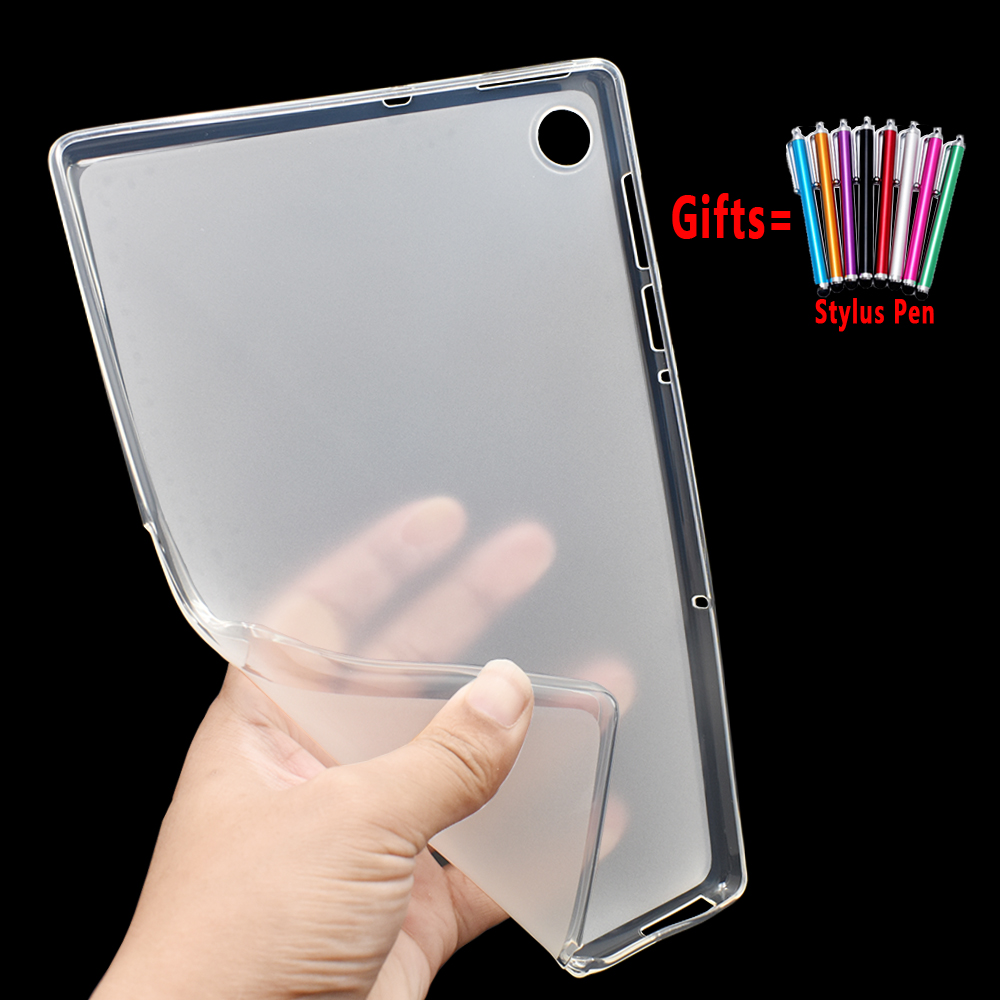 Чехол для Lenovo Tab M10 FHD Plus 10,3 TB-X606F экологически чистый силиконовый чехол для планшета