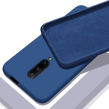 Soft Silicone Case For Oneplus 7 Pro 7T