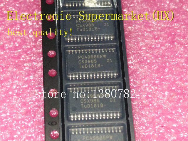 Free Shipping 10pcs/lots PCA9685PW PCA9685 TSSOP 28 IC In stock!