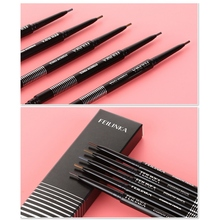 Fashion Easy To Apply Eyebrow Double-headed Pencil Waterproof Smudge-proof Pen Enhancers