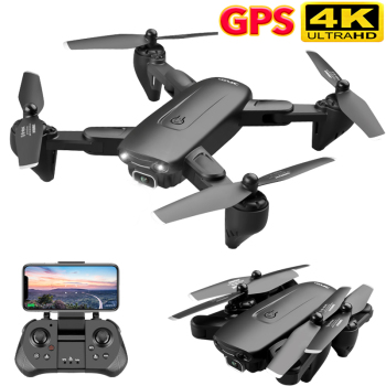 F6 GPS Drone 4K Camera HD FPV Drones with Follow Me 5G WiFi Optical Flow Foldable RC Quadcopter Professional Dron 1
