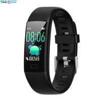 TimeOwner 1,14 zoll Smart Band Pedometer Herz Rate Blutdruck Monitor Fitness Armband IP67 Wasserdichte Smart Armband