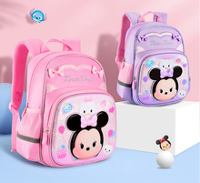 Disney New Fashion Children School Bag For Boys Girls Teenagers Large Backpacks Kids Schoolbags Backpack Mochila Infantil