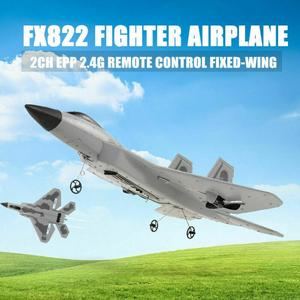 Image 2 - F22 Foam Remote Control RC Fighter 2.4GHz Model Gift Kids Toy For Phantom 3.0