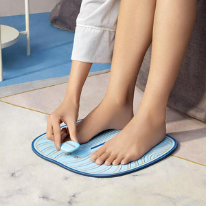 Image 5 - Youpin Leravan USB Electric EMS Foot Leg Muscle Massage Pulse Massager Mat for Promoting Blood Circulation Muscle Pain