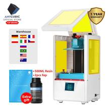 Anycubic Foton-S LCD 3D Printer Cepat Slice 405nm Matrix Sinar UV Dual Sumbu Z SLA 3d Printer Foton upgrade UV Modul(China)