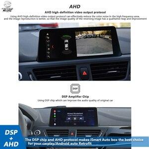 Image 5 - Drahtlose CarPlay Android auto Retrofit für BMW 1 2 3 4 5 7 X1 X3 X4 X5 X6 Mirroring Link google Assistent Airplay Siri Steuer