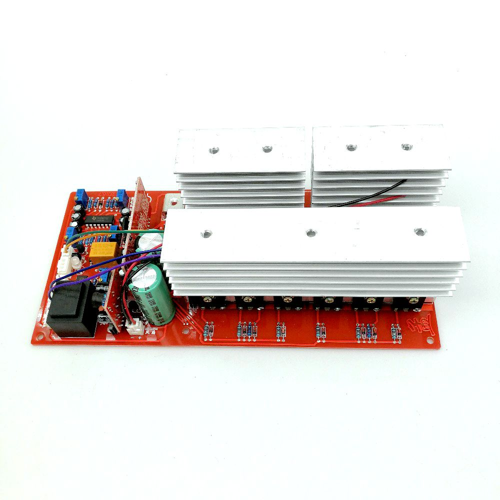 Pure sine wave power frequency inverter drive motherboard 1500W 3000W 5500W inverter circuit board
