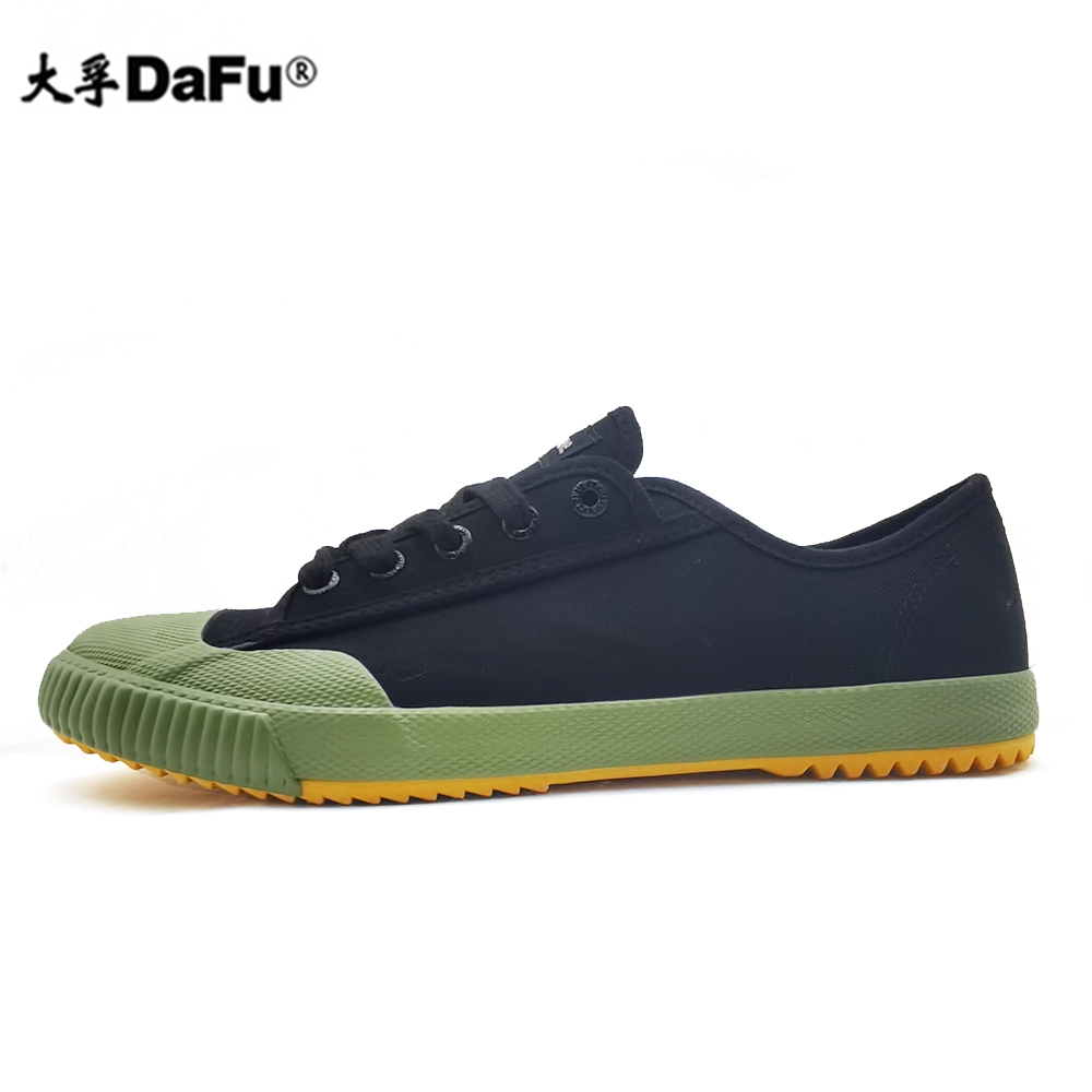 Кроссовки DaFu Классическая обувь, мягкие удобные кроссовки Taichi Taekwondo Wushu Kungfu для мужчин и женщин