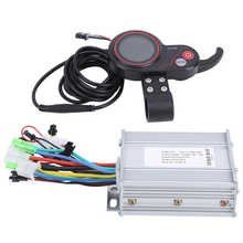 Electric-Bicycle-Controller LH100 Lcd-Thumb-Shifter 24V