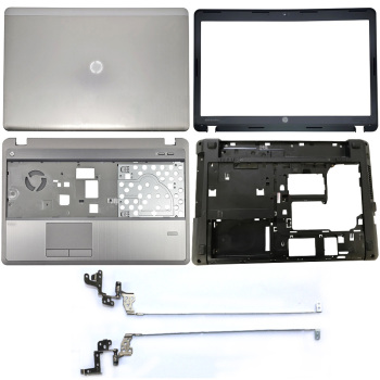 Laptop LCD Back Cover/Front Bezel/Palmrest/Bottom Case For HP ProBook 4540S 4545S 683596-001 683478-001 683506-001 683476-001 original new for hp envy pavilion m6 m6 1000 laptop lcd back cover lcd front bezel 728670 001 686895 001 silver black