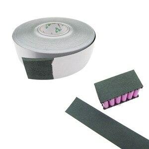 18650 Li-Ion зеленый прокладка для изоляции аккумулятора ячмень положительная бумажная прокладка пакет ячеек изоляционный электрод клей патч и...