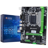 HUANANZHI B75 PRO Motherboard B75 für Intel LGA 1155 3 I5 I7 E3 DDR3 1333/1600MHz 16GB SATA 3 0 USB 3 0 VGA HDMI M-ATX