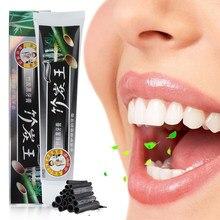 Hohe Qualität Bleaching Bambus Holzkohle Zahnpasta Schwarz Zähne Reinigung Oral Care Gesundheit Dental Oral Care Sicher Zähne Schönheit