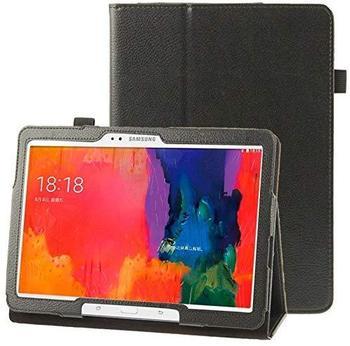 Funda de cuero PU para Samsung Galaxy Note 10,1 edición 2014 SM-P600 P601 P605 607/Tab pro 10,1 T520 T521 funda para tableta T525