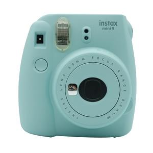 Image 3 - Fujifilm INSTAX Mini 9 Paquete de regalo de película instantánea de la Cámara nuevo 5 colores Navidad Año nuevo regalo foto de cámara instantánea
