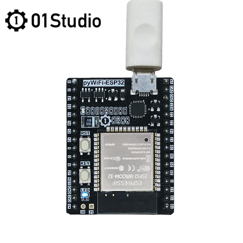 PyWiFi- ESP32 Micro- Python IoT WIFI Learning Development Board Compatible With Pyboard