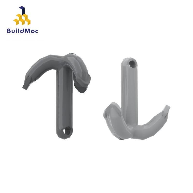 BuildMOC 30192 ldd30192 captura técnica de cambio de ladrillo para piezas de bloques de construcción DIY juguetes educativos