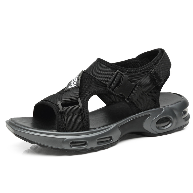 Men's Air-Cushion Sport Outdoor Trekking Beach Sandals Sneakers Shoes For Men Sports Water Beach Aqua Shoes Sneakers Man