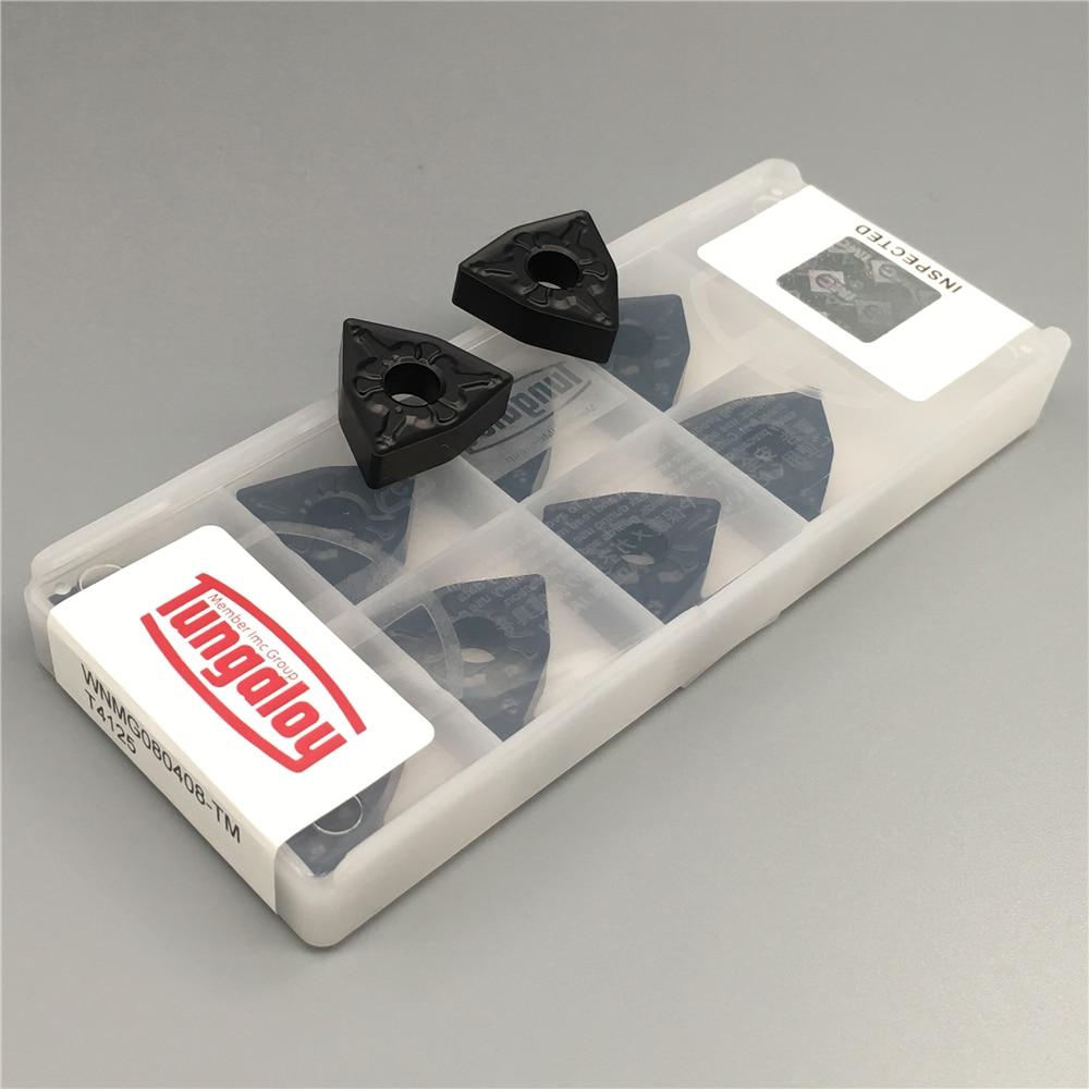 TNMG160408-MQ LF6018 triangle carbide inserts milling cutter blades carbide tips