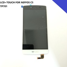 5.0' LCD Display for TP-LINK Neffos C5 TP701 LCD Screen Touch Panel Assembly Mobile