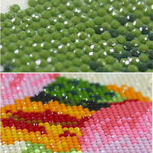 Brand New 1 Set Of Cross Stitch Kit Without Frame Full Drill Canvas + Resin Rhinestone 30*40cm DIY Painting