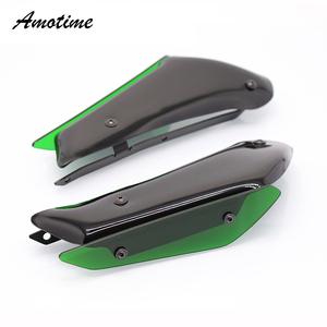 Image 4 - For DUCATI Panigale 899 959 1199 1299 V4 Motorcycle Fairing Parts Aerodynamic Wing Kit Fixed Winglet Fairing Wing