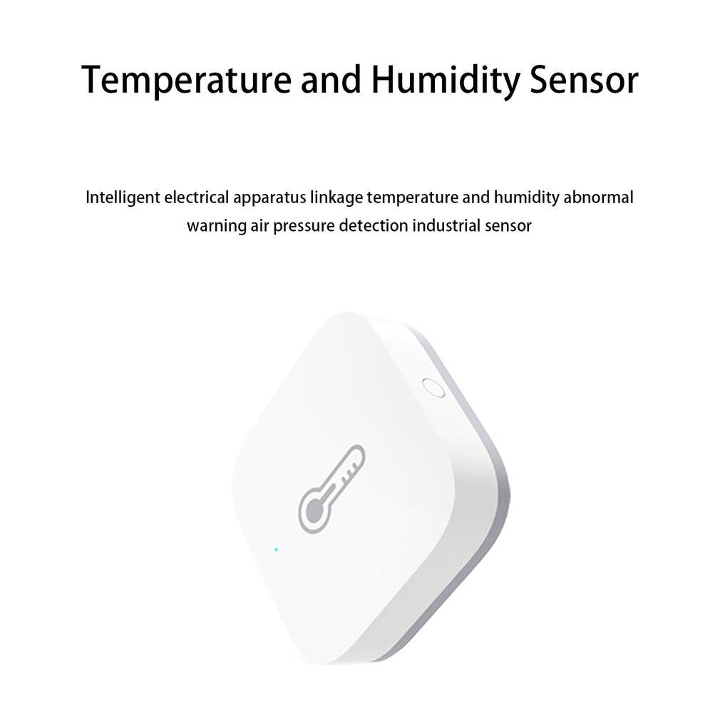Умные давление воздуха влажности температуры окружающей среды датчик интеллектуальное управление через Mihome приложение для работы с ZigBee связи