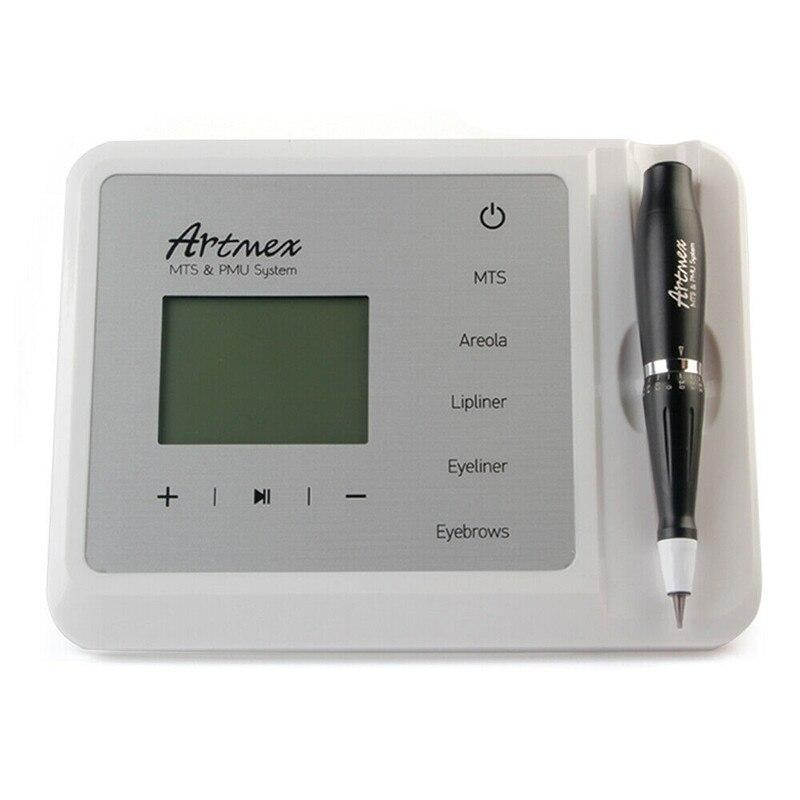 Artmex V9 Перманентный макияж цифровой бровей Eyeline МТС/PMU цифровой профессиональный Перманентный макияж тату машина красота оборудование