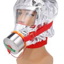 Respirator Face-Mask Hood Protective Self-Rescue Fire Eacape Smoke Emergency-Escape Personal