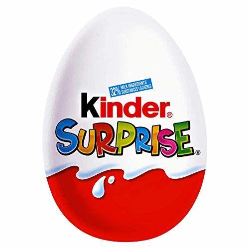 Kinder Surprise Egg, 20g (toys Vary)