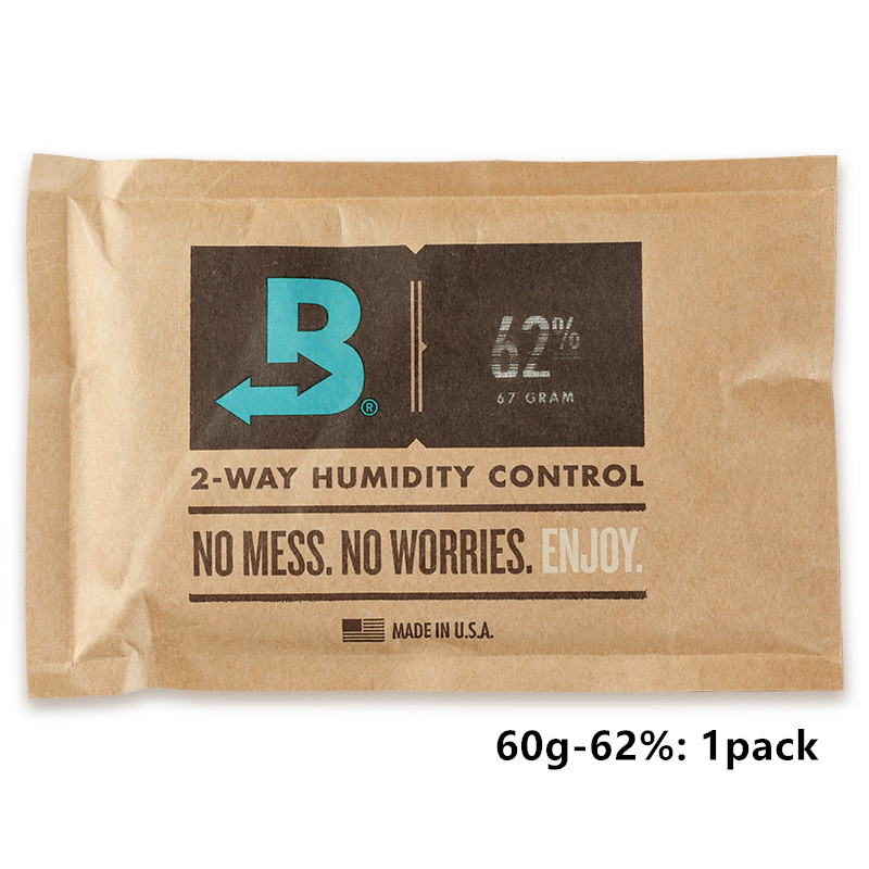 <font><b>Boveda</b></font> Professional Cigar Moisturizing Bag Humidity Bag Humidity Pack Humidifier for Cigar Humidor Cigar Humidifier Bag image