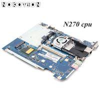 NOKOTION MB.S5702.001 MBS5702001 For Acer aspire D150 Laptop Motherboard KAV10 LA 4781P N270 CPU DDR2