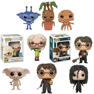 Funko Brinquedos Figure-Toys Dobby Anime Severus Snape Collection-Model Gifts 10CM Vinyl