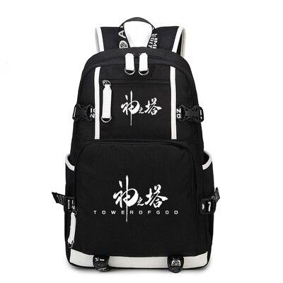 bam rachel anime sacos de escola luminosa