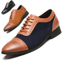 Mring leather men's business casual leather shoes