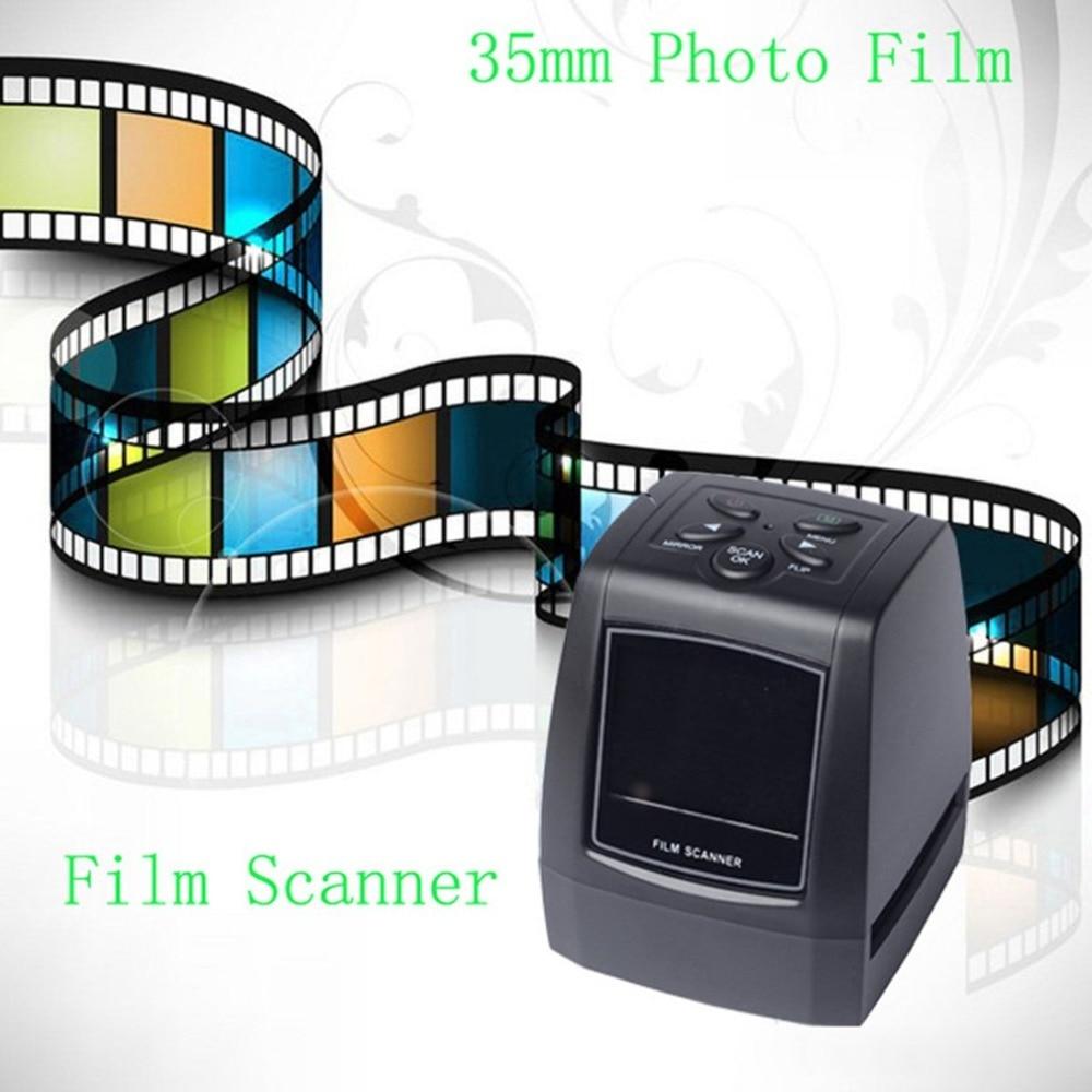 All in One Film & Slide Scanner