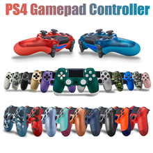 Game Gamepad PS4 Wireless Bluetooth joysticks Controller NS-Switch For Switch Fit Console for computer pad ps4 game controller ps4 bluetooth connection with touch pad elite controller ps4 game handles for ps4 console with 500mah