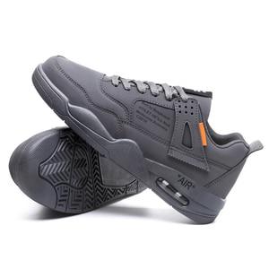 Image 3 - Zapatillas de correr para hombre ligeras y transpirables, cómodas e informales, antideslizantes, resistentes al desgaste, con aumento de altura de 3CM, gran oferta