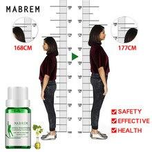 Увеличение роста эфирное масло успокаивающее ноги безопасные и здоровые энергетические травяные увеличивающие кондиционер Etherische Olie
