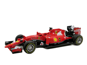 Image 3 - BBurago 1:43 F1 SF90 2019 SF14T 2014 Nr7 Kimi Raikkonen 2015 SF15T Nr5 Sebastian Vettel F2012 #6 Felipe Massa Diecast Model Car