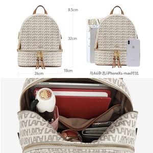 Image 4 - LAFESTIN brand women bag 2019 new popular female backpack fashion travel casual large capacity backpack
