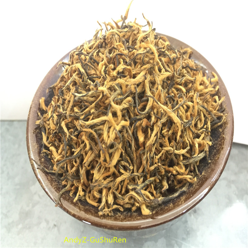 2019 6A Chinese Jin Jun Mei Black Tea Superior Oolong Tea Natural Organic Green Food For Health Care Lose Weight Kung Fu Tea